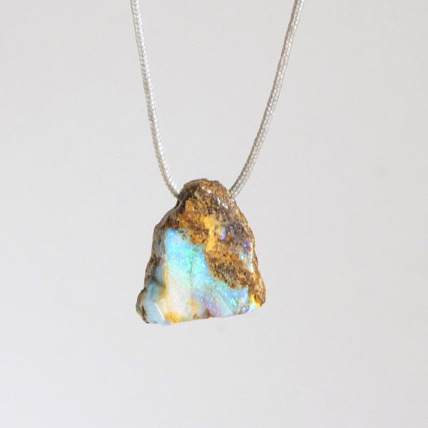 Boulder Opal von Angelika Brinkmann